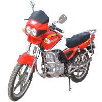 力剑翔125-B银翔摩托车