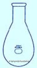 茄型浓缩瓶 IWAKI/PYREX茄型浓缩瓶