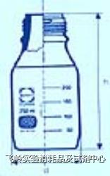 茶色试剂瓶 SCHOTT