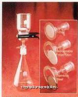 玻璃過濾器 47mm 玻璃濾片 附磨砂過濾瓶 KONTES
