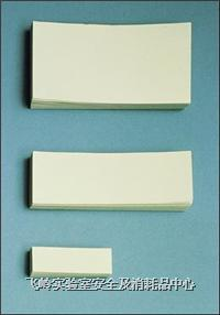 "White Labels 1-1/2"" X 3""可标记白色胶带 134550015"