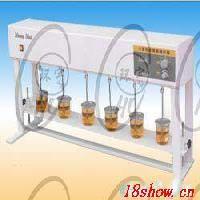 JJ—4型数显六连电动攪拌器