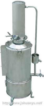 断水自控不锈钢蒸馏水器 YAZD
