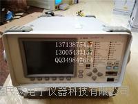 Agilent OmniBER 718 通信性能分析仪 二手误码测试仪 HP718