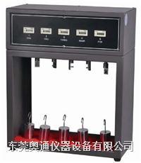 5組常溫膠帶保持力試驗機 AT-720A