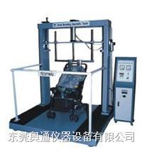 奥通童车耐压试验机,手推婴儿车举起下压耐用试验机 AT-983
