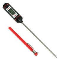 食品温度计;液晶温度计,电子温度计,数字温度计,数显温度计,中心温度计,冻品中心温度计,食物温度计,测量食品温度计,digital Thermometers SP-E-17