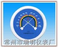 干湿温度计,室内温度计,指针式温度计,挂式温度计,墙挂温度计挂壁温度计 RM-124