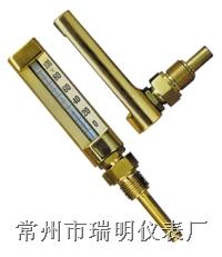 外标式(V型)玻璃温度计,外标式玻璃温度计,水银温度计 WLG型外标式(V型)玻璃温度计,WLG-11(直型)WLY-11(直型