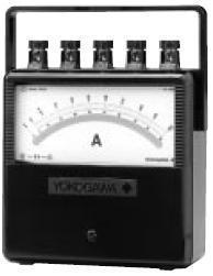 2013-04指针式交流电流表|201304日本横河yokogawa|0.5级便携式电流表