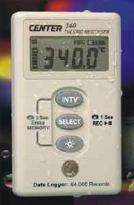 CENTER340温度记录仪|CENTER-340台湾群特温度记录仪|温度记录器 CENTER340