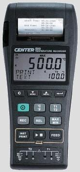 CENTER500温度图型记录器|台湾群特CENTER温度图形记录器CENTER-500 CENTER500