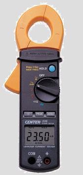 CENTER235泄漏电流钳表|台湾群特CENTER235泄露电流钳表 CENTER235