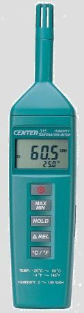 CENTER315数字式温湿度计|台湾群特CENTER-315数显温湿度计 CENTER315