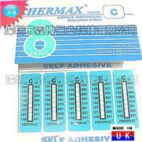 热敏试纸|八格C型热敏试纸|英国THERMAX温度美热敏试纸| 八格C