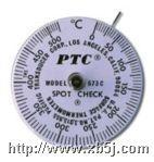 美国PTC表面指针式双金属温度计|570系列双金属温度计 PTC