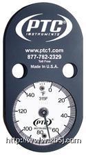 美国PTC表面温度计|双金属表面温度计 PTC