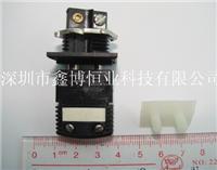 OSTW-J-M热电偶测温插头+RSJ-J-F热电偶测温插座 RSJ-J-M/F