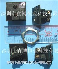 RSJ-J-S热电偶测温插座|J型面板式测温端子 RSJ-J-S