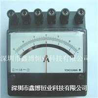 2051-15检流计|日本横河Yokogawa指针式正负电流表 2051-15