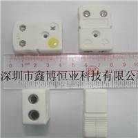 陶瓷热电偶插座|NHXH-K-F高温陶瓷热电偶插座 NHXH-K-F