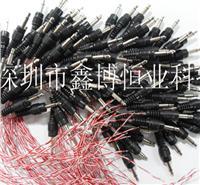 热压机专用E型热电偶测温线|测温部特大焊点,红白双绞热电偶测温线,35厘米 E型