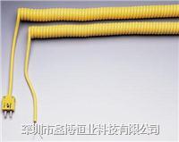 RSC可伸缩弹簧式热电偶线 RSC-RTD-1-0-0