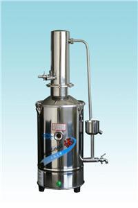 不锈钢电热蒸馏水器(普通) DZ5