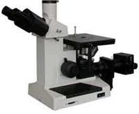 三目倒置金相顯微鏡 4XC-W