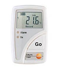 迷你防水型温度记录盒 testo 175-T1