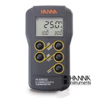 雙通道雙量程溫度測定儀 HI935002