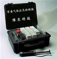 便携式有毒有害气体应急检测箱 YD12G