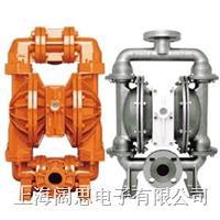 气动不锈钢隔膜泵 p400不锈钢隔膜泵