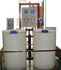 自动酸碱加药系统