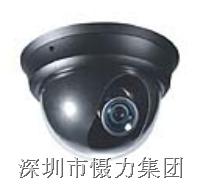 彩色防暴半球摄像机 KM2000S-601