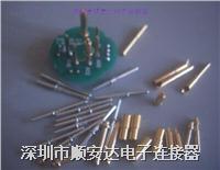 连接器插针插孔