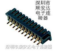 电池连接器 接触位数4P 5P 6P 7P 8P 9P 10P 11P 12P