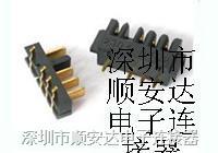 电池连接器公座 接触位数4P 5P 6P 7P 8P 9P 10P 11P 12P。