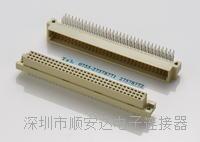 欧式插座32P48P96P120P128P 欧式插座2.54mm二排,三排,四排