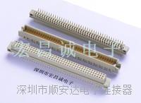 欧式插座 欧式插座DIN41612 型号232,332,348,364,396,120