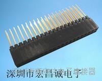 2..54排针排针排针 2..54排针排针排针2..54排针排针排针 1.0,1.27,2.0,2.54mm