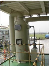 酸雾净化塔参数系数-酸雾净化塔玻璃钢酸雾净化塔 bjs