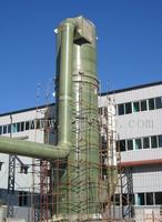 玻璃钢窑炉脱硫塔供应商