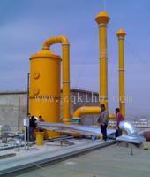玻璃钢酸雾吸收塔(酸气净化塔)