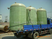地埋式污水处理罐 玻璃钢水处理罐