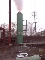 35吨锅炉烟气脱硫塔厂家 玻璃钢脱硫塔
