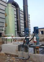 湿式脱硫除尘器结构
