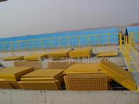 污水處理廠玻璃鋼格柵蓋板