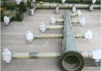 钢厂脱硫塔玻璃钢喷淋层 喷淋管道