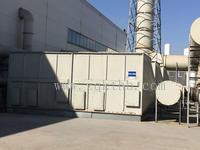 2萬風量活性炭吸附塔價格